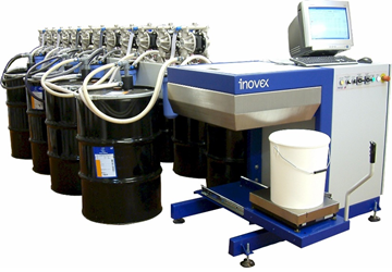 Inovex Systems Ltd Ink Dispensing Systems Ink Dispenser